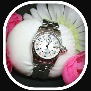 Croton Sapphire Crystal Dress Watch
